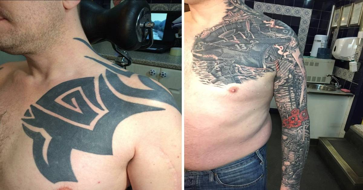 Tattoo Transformation: From Worst To The Best
