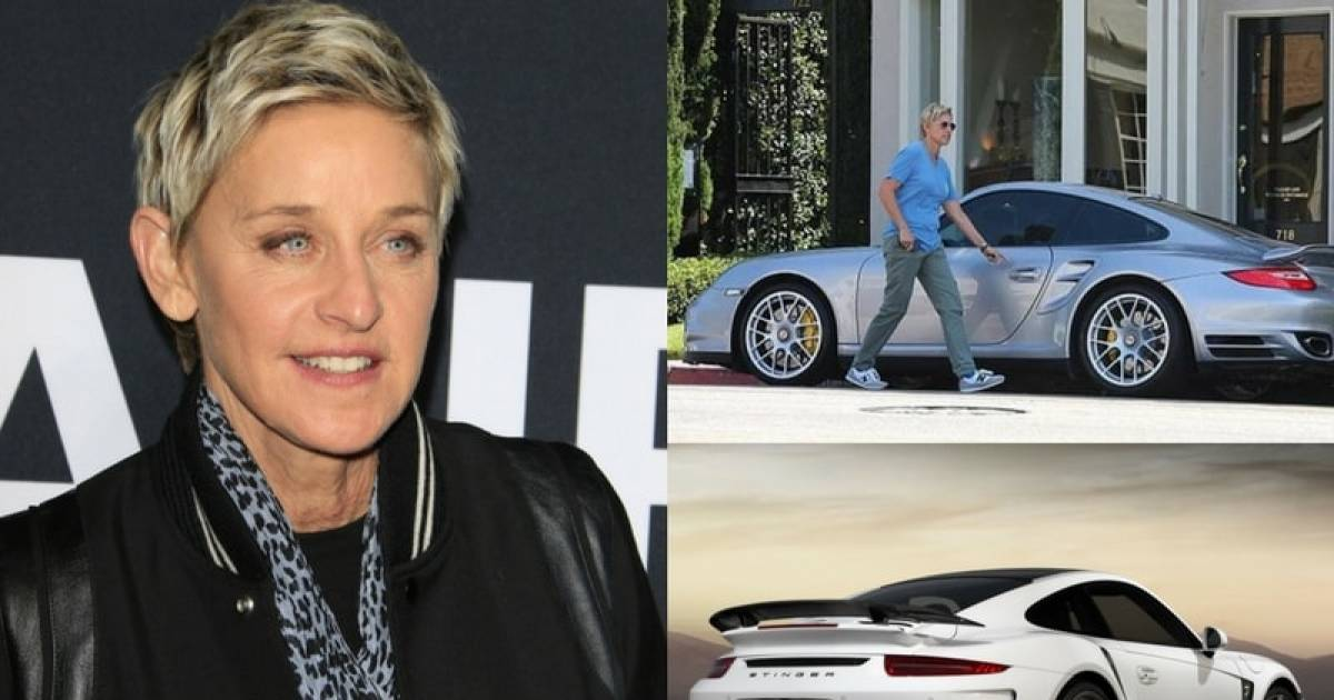 15 Celebrity Women And Their Cars