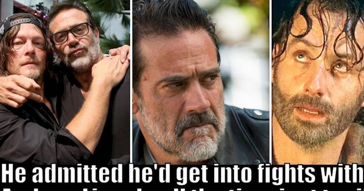 15 Things Everyone Should Know About Jeffrey Dean Morgan AKA Negan