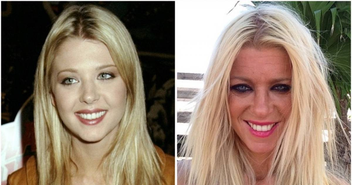Tara Reid Is Now In Her 40s, And She Looks Completely Different