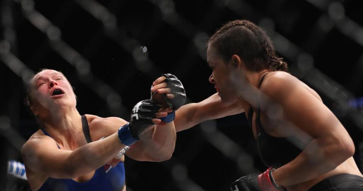 Ronda Rousey Breaks Her Silence After Getting Destroyed By Amanda Nunes In 48 Seconds