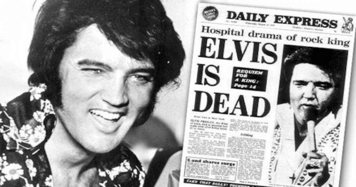 The Sad Story Of Elvis's Final Years