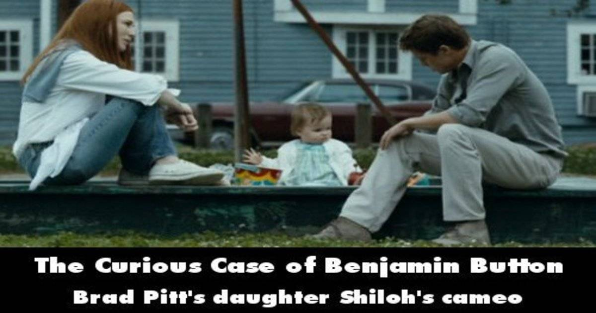 15 Fascinating Facts About 'The Curious Case Of Benjamin Button'