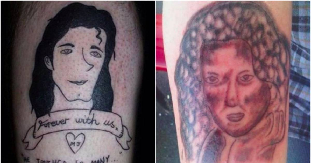 Celeb Tattoos Gone Horribly Wrong