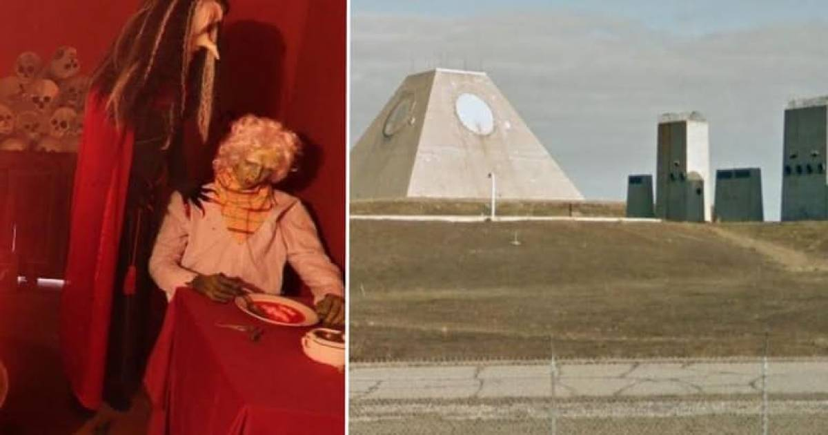 15 Creepiest Places Ever Found On Google Maps