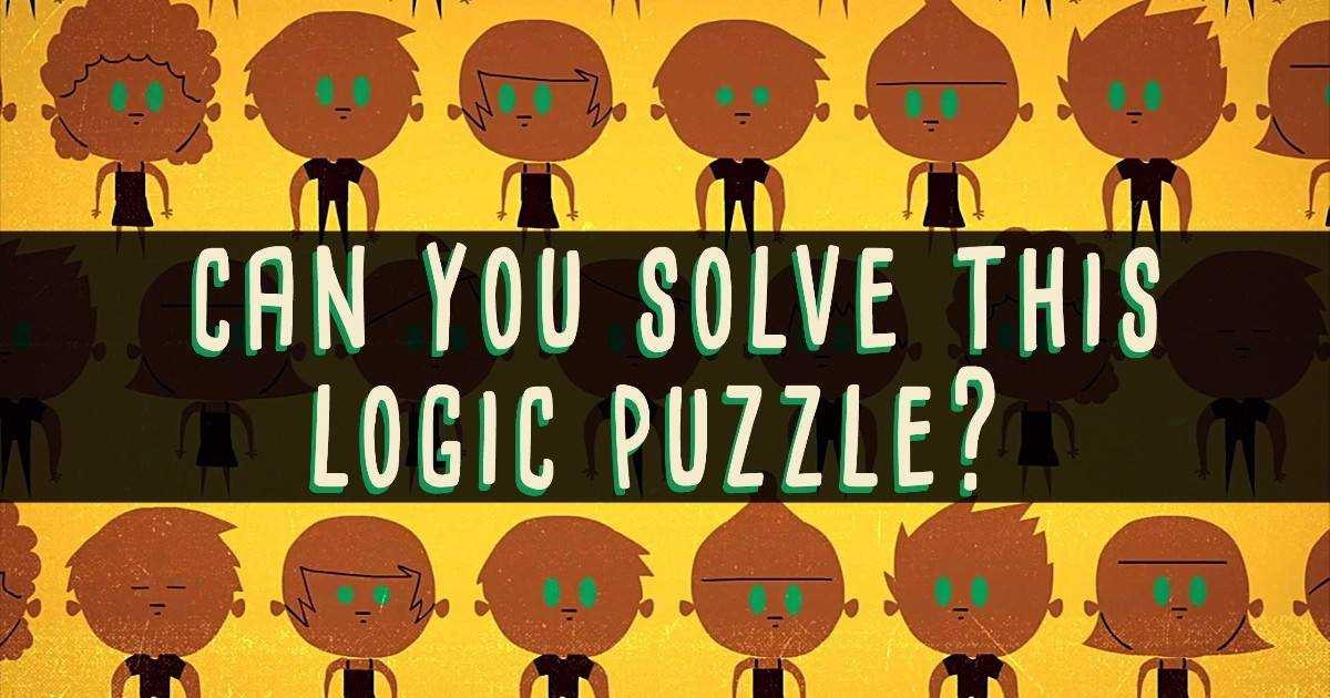 "Can You Solve ""The Hardest Logic Puzzle In The World"" ?"