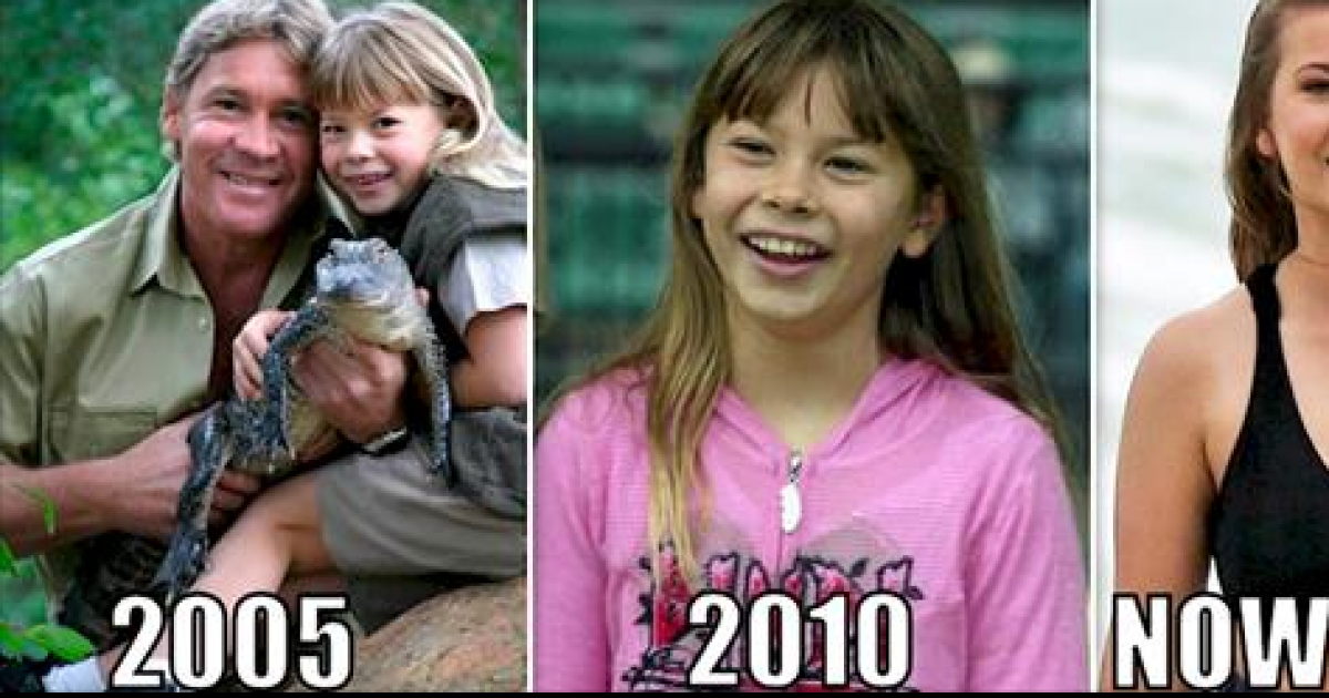 Bindi Irwin Was Named One Of Australia's Sexiest Women – Check Out Her Dramatic Evolution