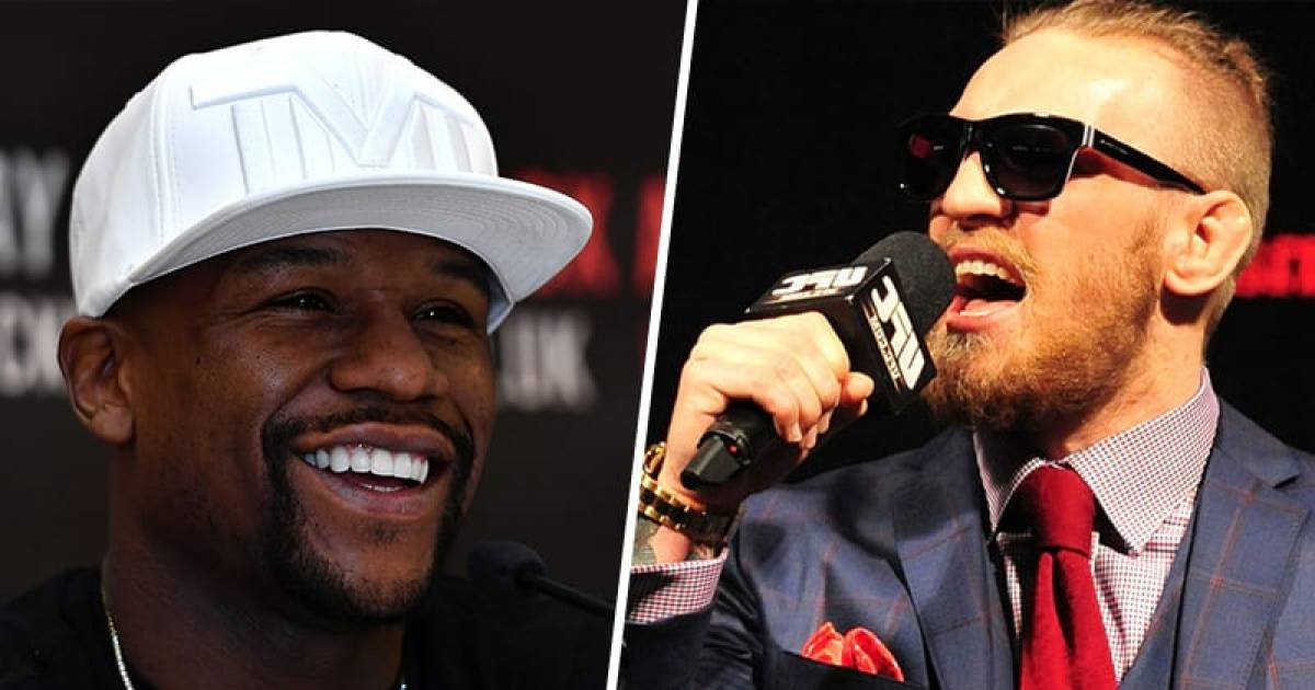 Mayweather Confirms He's Coming Out Of Retirement To Fight McGregor In June
