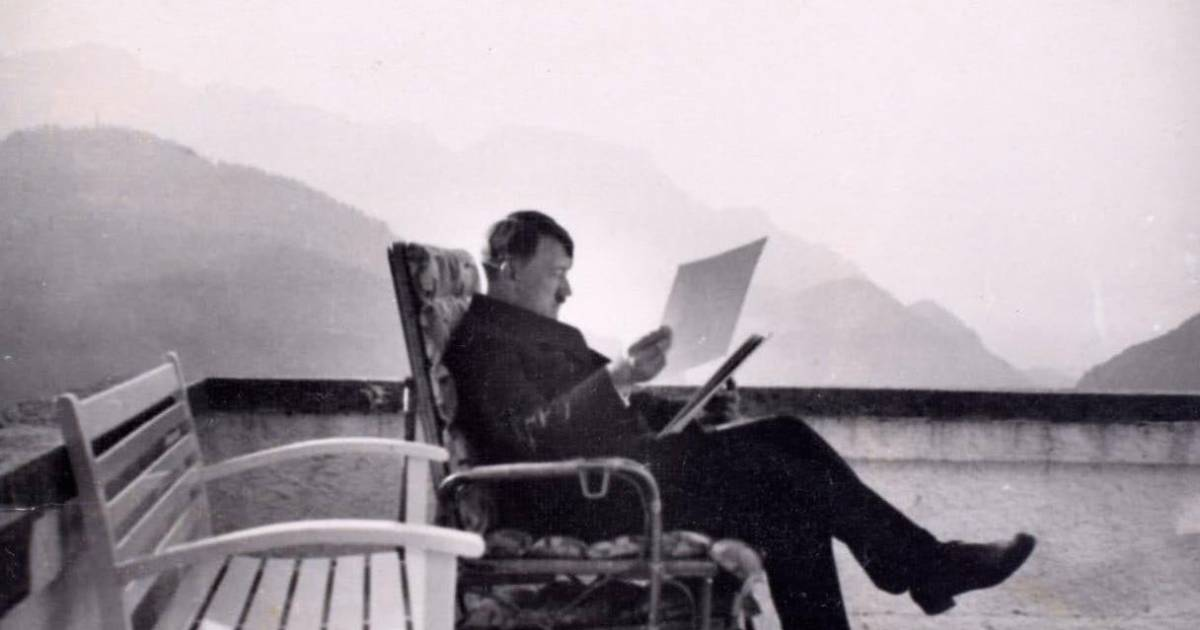 These Photos Found In His Mistress' Bedroom Reveal A Side Of Adolf Hitler You've Never Seen
