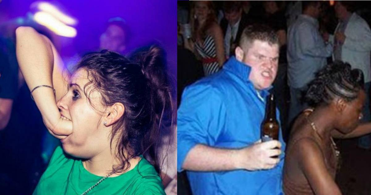 20 Painfully Embarrassing Nightclub Photos These Party Animals Wish They Could Forget