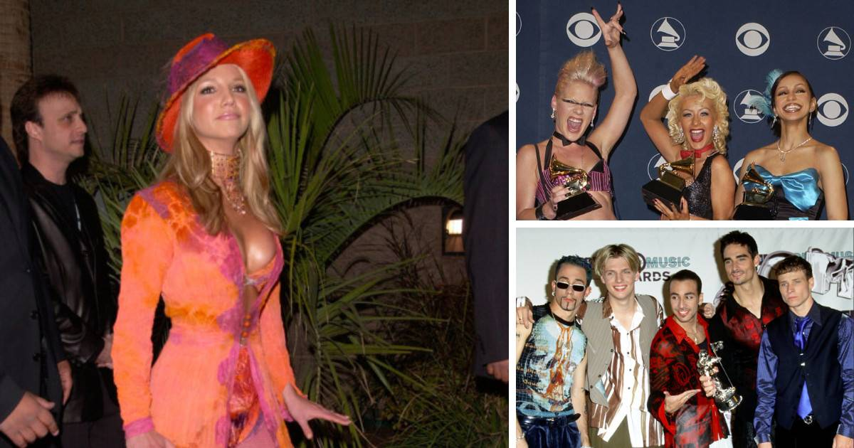 Photos That Prove The 90's Were Absolutely Bizarre