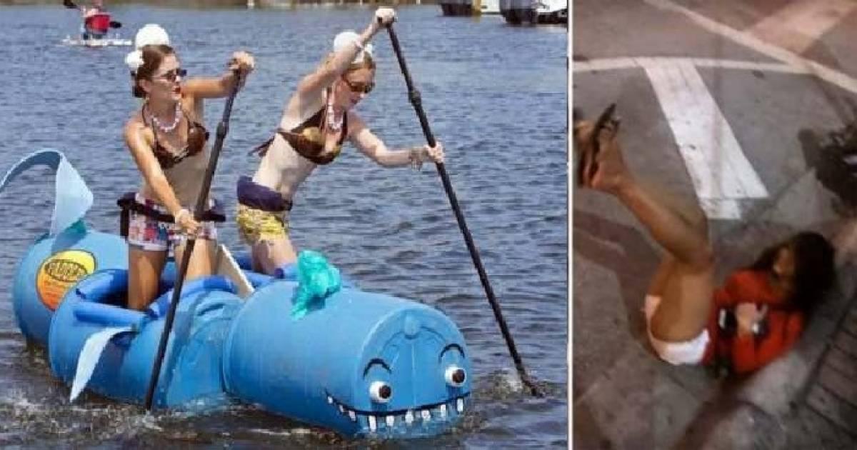 15 Shocking Photos That Prove Florida Is Trashy AF