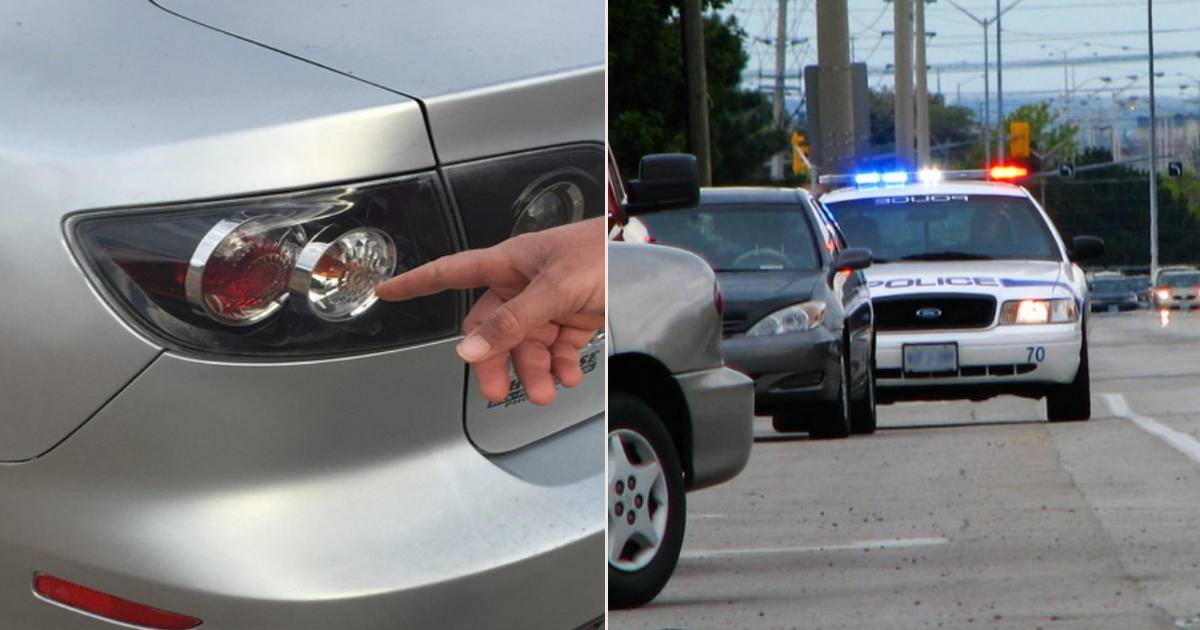 Why Do Cops Touch The Tail Light >> Ever Wondered Why Cops Touch Your Car's Tail Light After ...