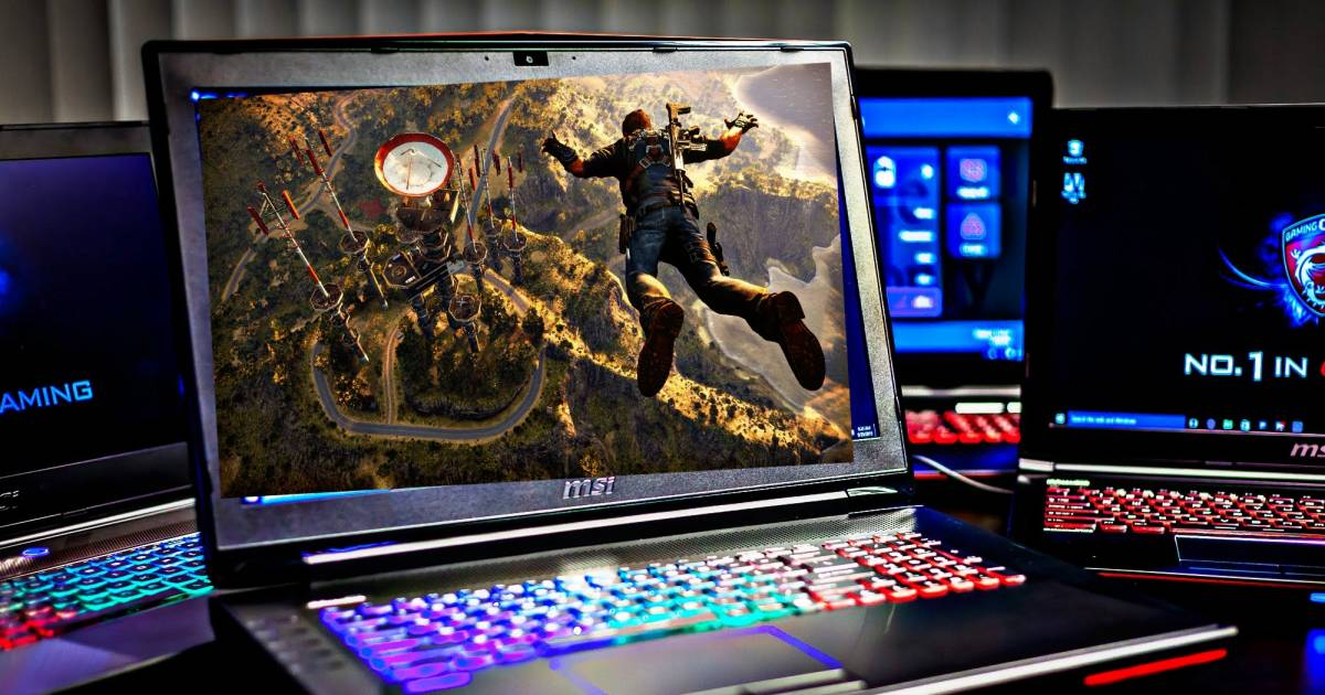 Top 5 Best Gaming Laptops of 2017!
