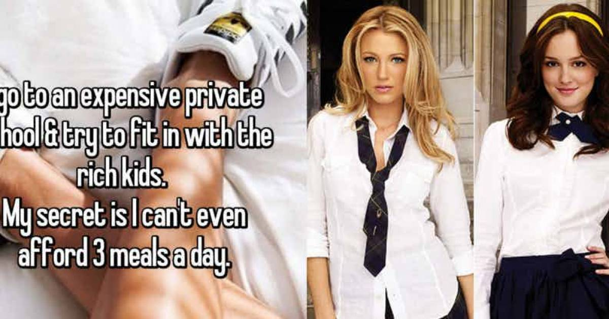 Private School Confessions That Will Definitely Give You An Education