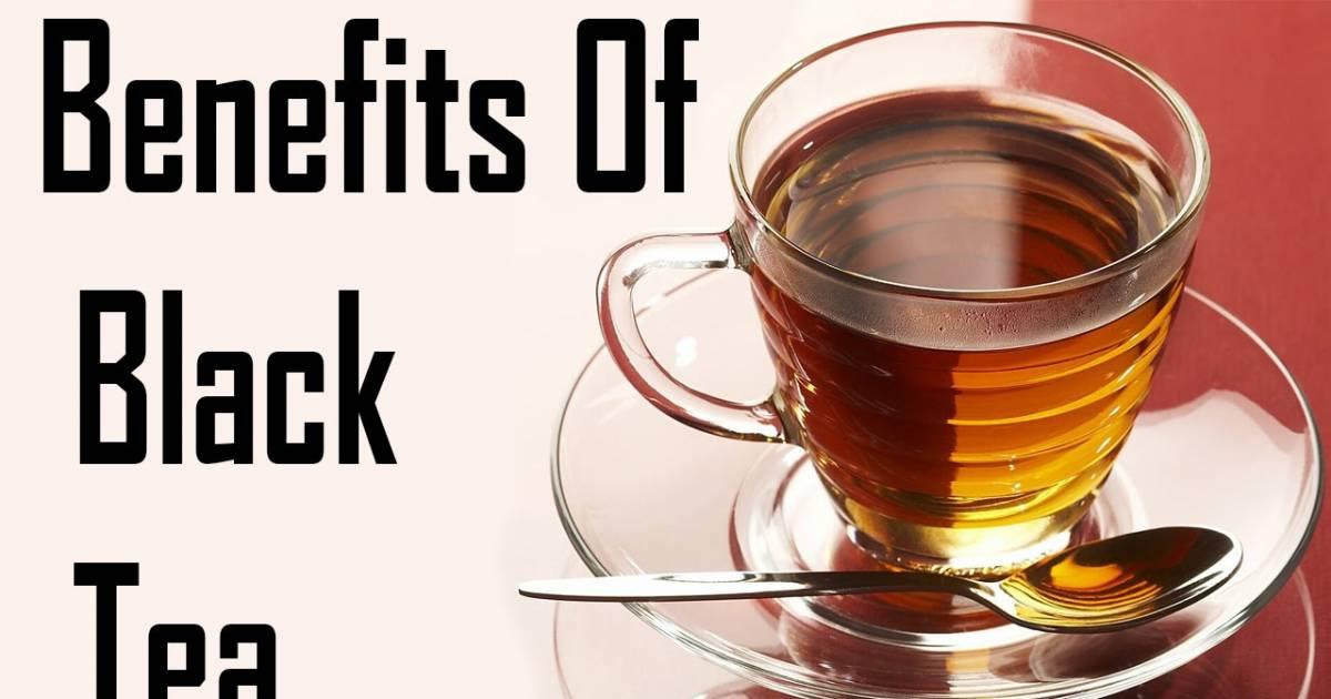 Surprising Benefits Of Black Tea You Haven't Heard Before