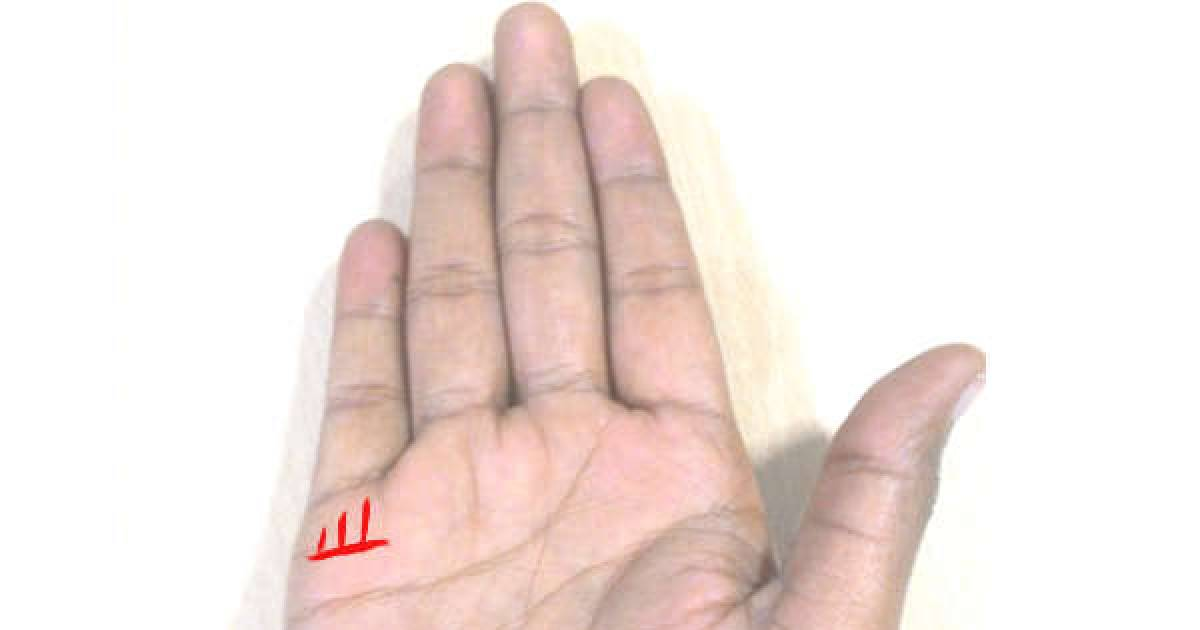 How Many Children Will You Have According To Your Palm Lines?