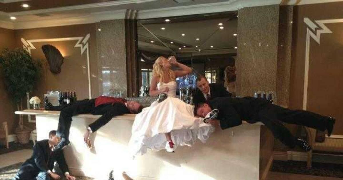 Brides Behaving Badly.