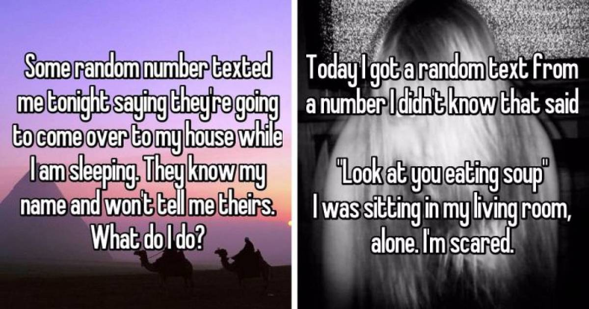 These Might Be The Most Unusually Confusing Wrong Number Texts Ever
