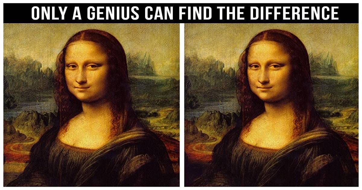 Only Geniuses Are Able To Find The Differences In These Pictures