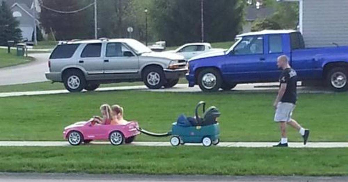 These Dads Are Either Super Lazy Or Secret Geniuses. You Decide.