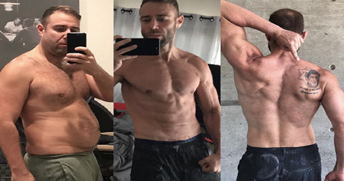 Bankrupt Poker Player Wins Insane Bet By Transforming His Body In Just Six Months