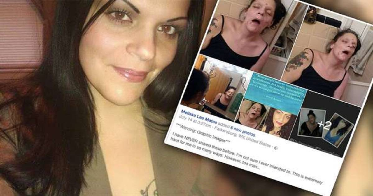 Mom Reveals History Of Drug Abuse, But Her Transformation Proves Recovery Is Possible