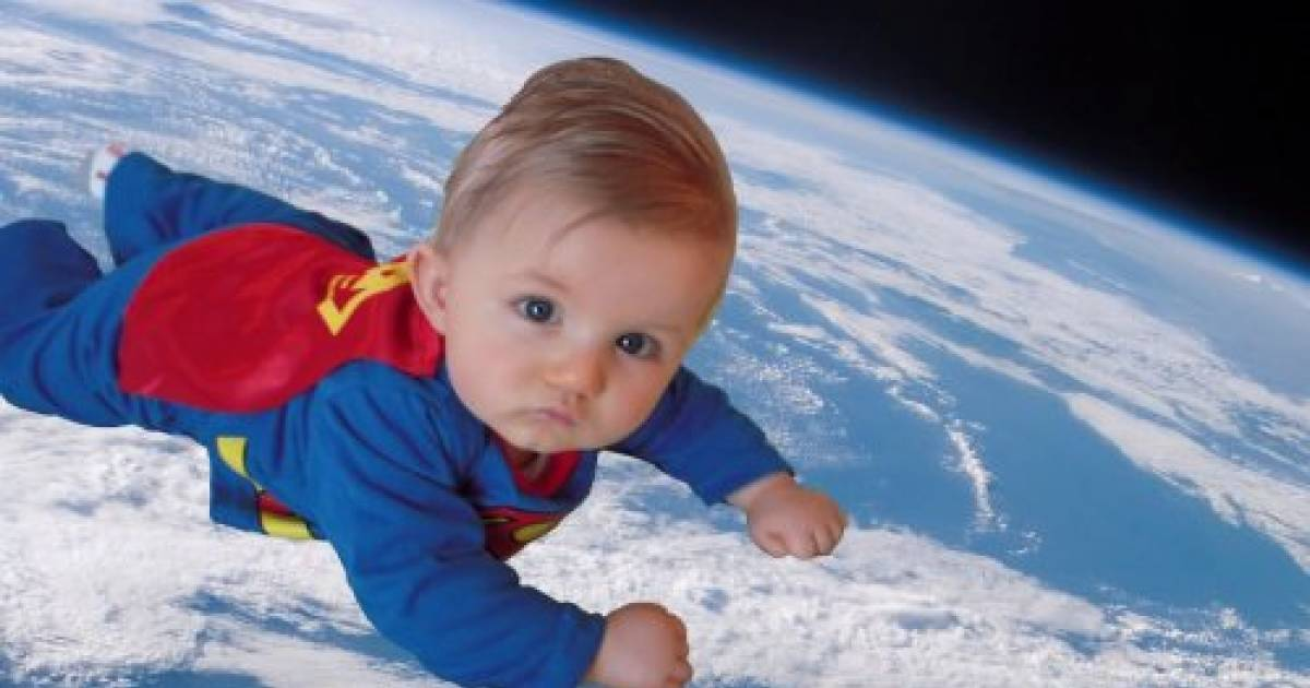Superpowers Only Babies Have