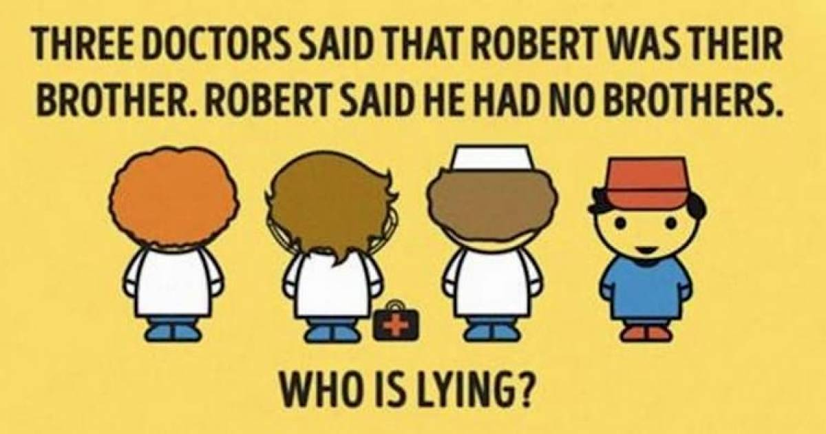 These Just Might Be The Most Impossible Riddles You'll Ever Come Across.