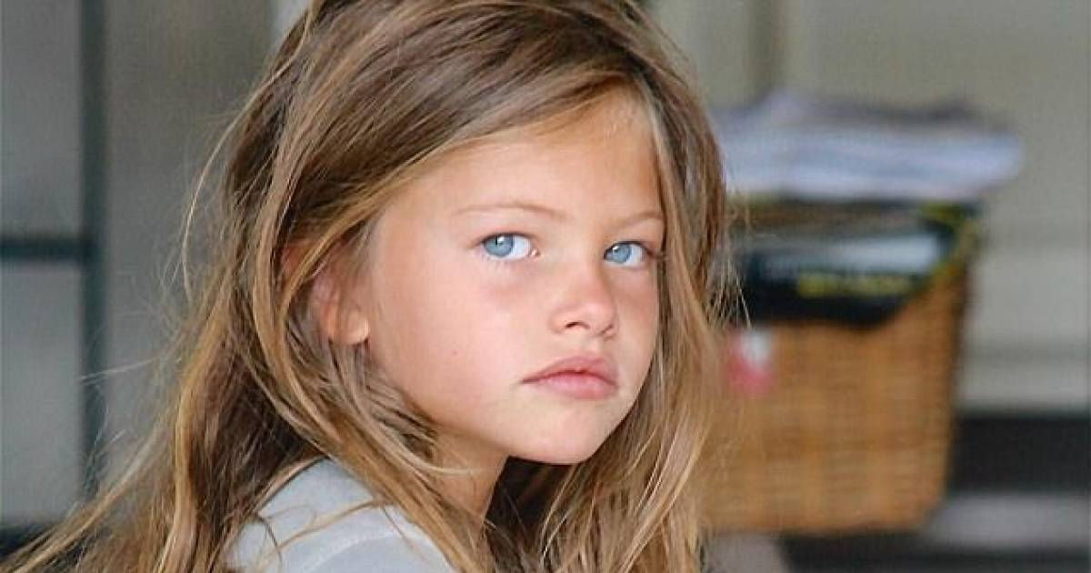 How Thylane Blondeau 'The Most Beautiful Girl In The World' Is Becoming The Most Influential Teenager Of Her Generation