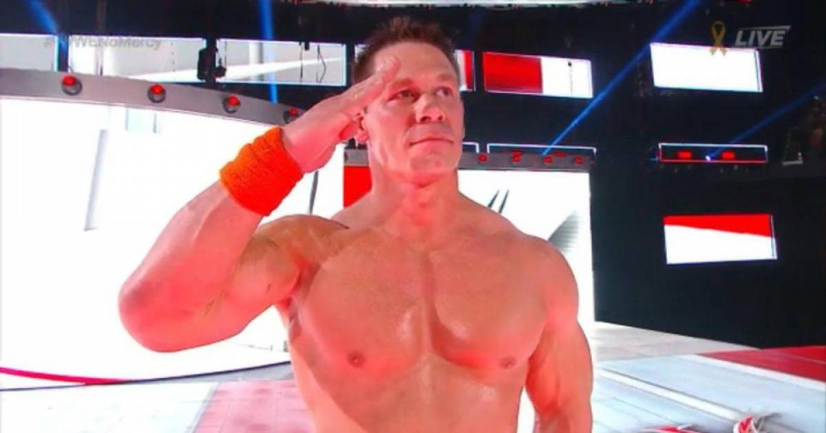 WWE Legend Johna Cena Hints Retirement From Wrestling