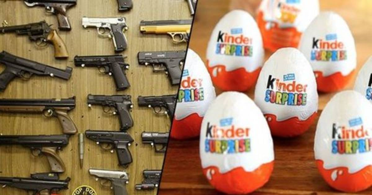 Gun Control In America? Fuhgetaboutit! Wait Until You See What Items Are Banned, Though.