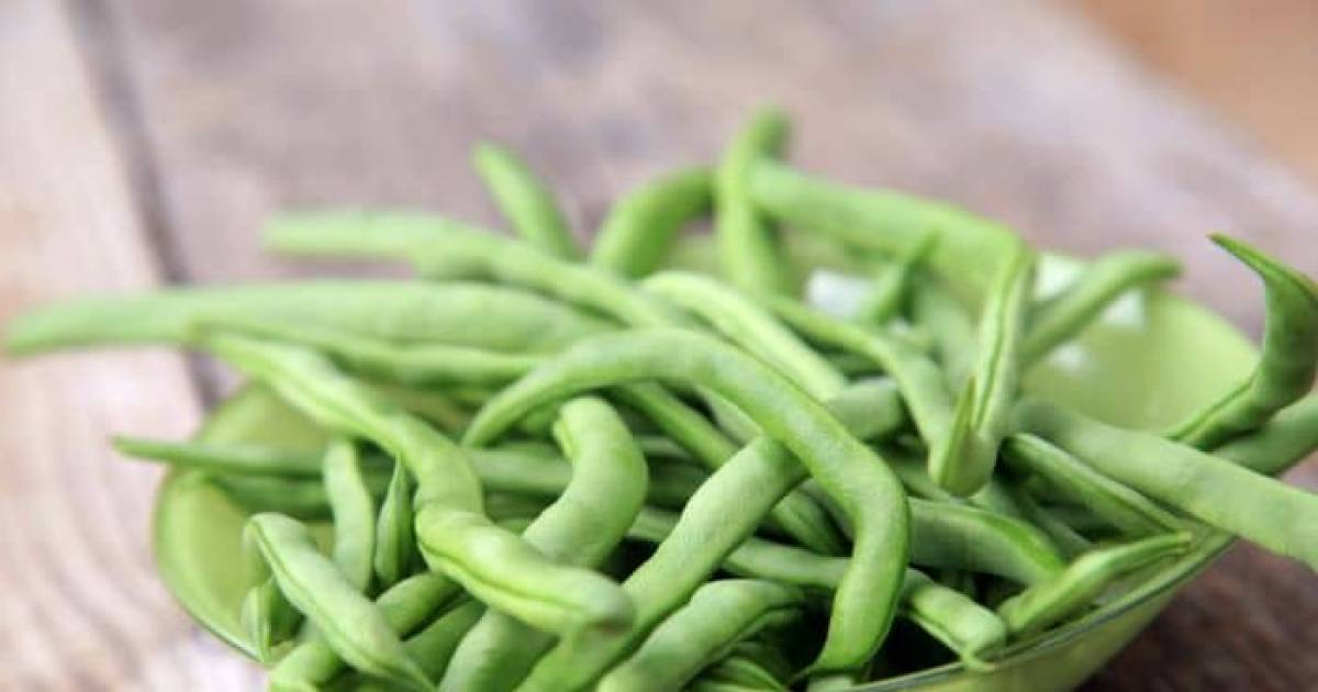 The Incredible Health Benefits Of Green Beans.