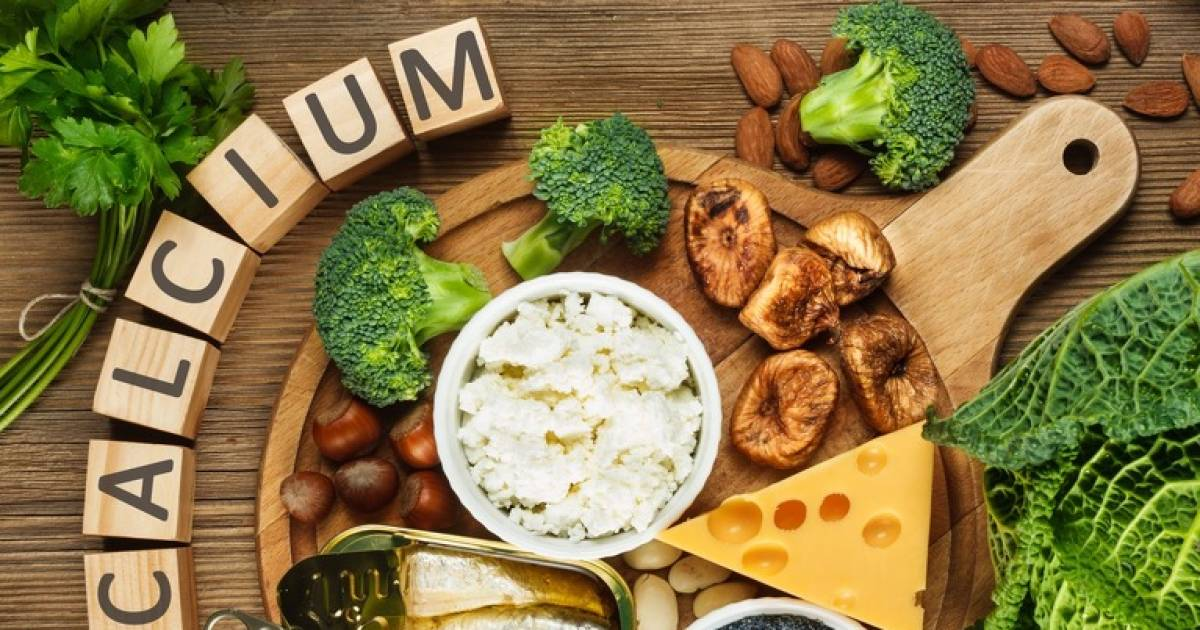 Foods That Contain More Calcium Than A Glass Of Milk