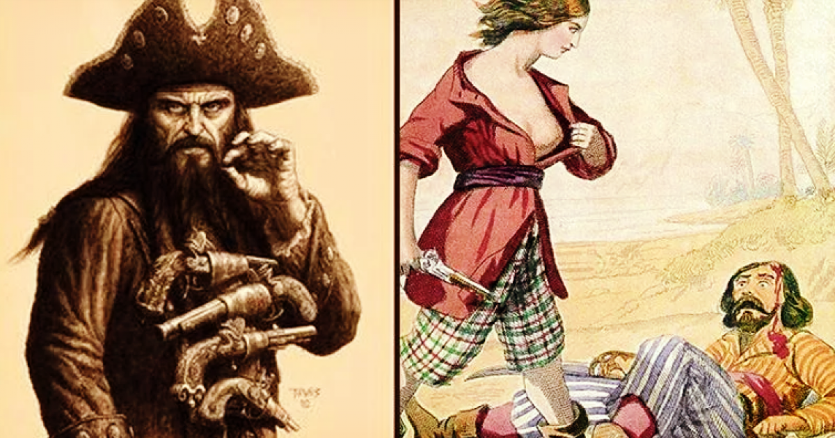 Surprising Pirate Traditions That You Probably Haven't Heard Of