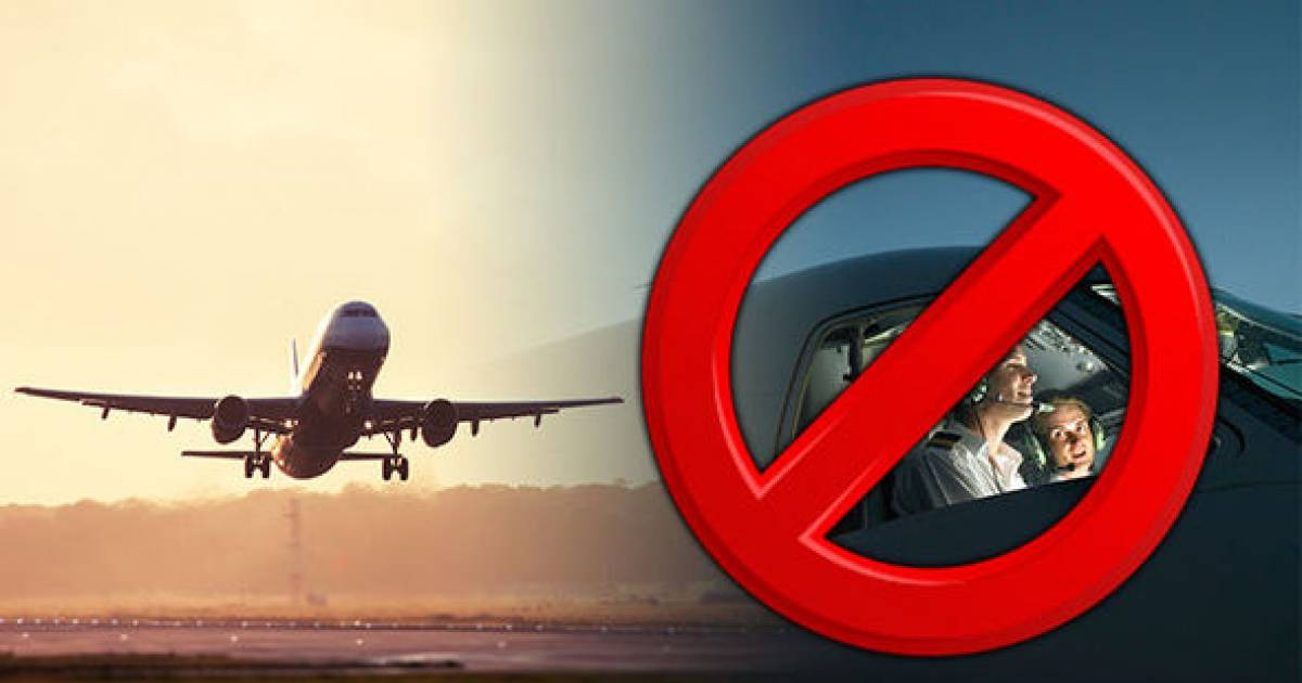 These Are The Very Strict Rules That Pilots Must Obey While In Flight.