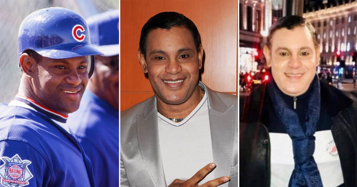 Former Black Baseball Star Sammy Sosa Shocks Fans With Pictures Of White Skin