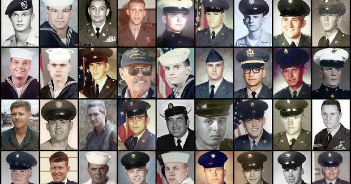 Cancer In Vietnam Vets May Be Linked To Slow Killing Lethal Parasites