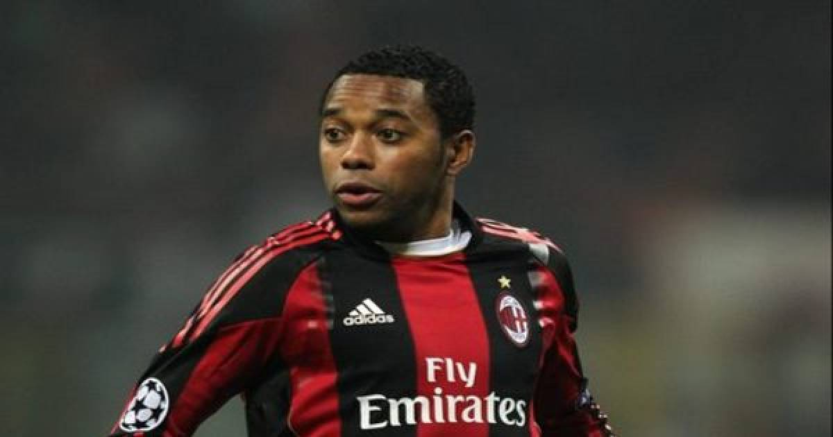 Robinho Sentenced To 9 Years In Prison
