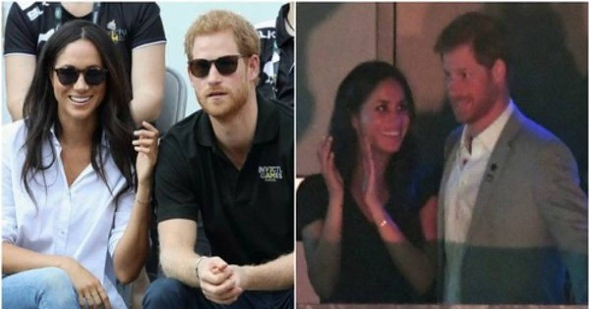 Prince Harry And Meghan Markle Are Engaged To Be Married