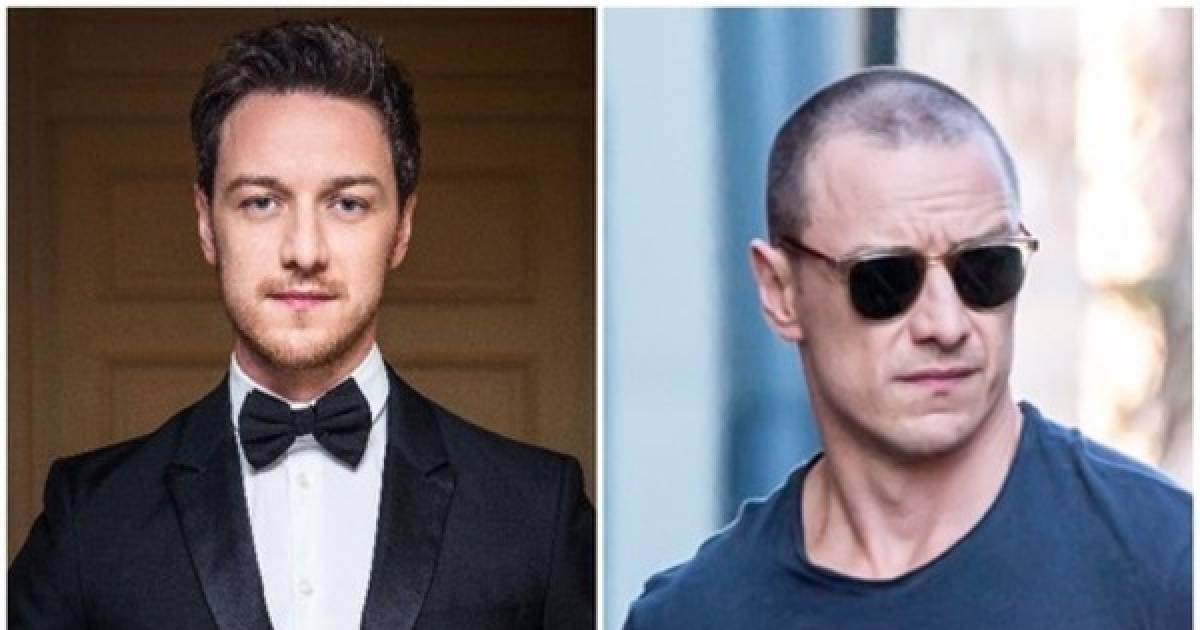 In Preparation For A 'Split' Sequel, James McAvoy Really Bulks Up, And His Muscles Are Driving The Internet Insane