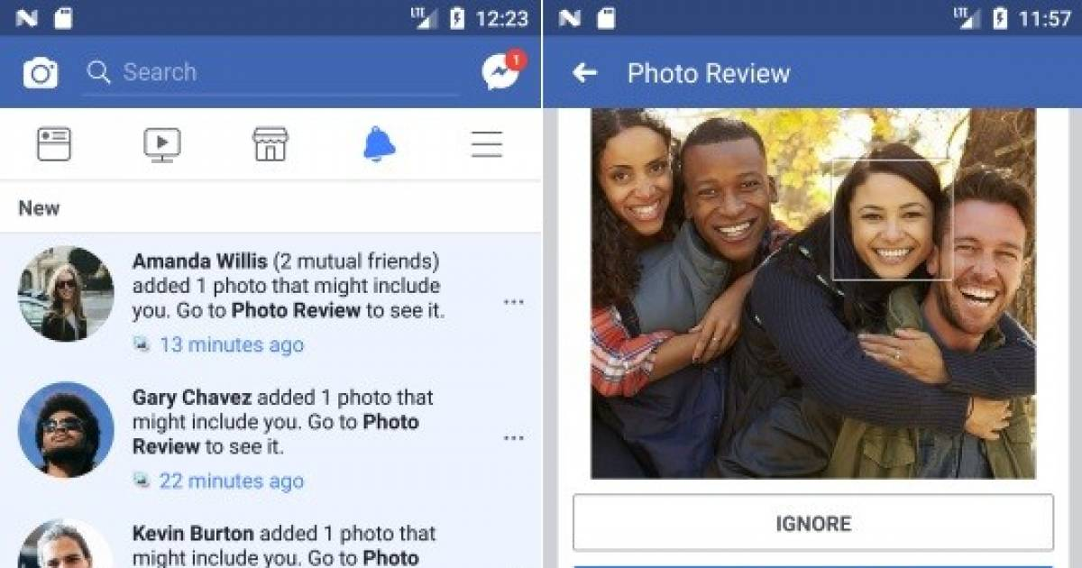 Facebook Will Soon Alert You When Yor Are Spotted In Someone Else's Picture