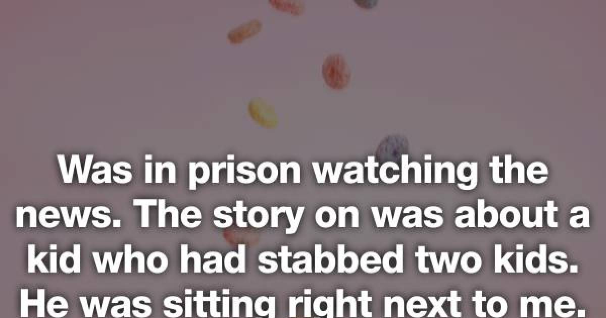 11 Prisoners Reveal The Absolutely Insane Things They Have Witnessed In Jail.