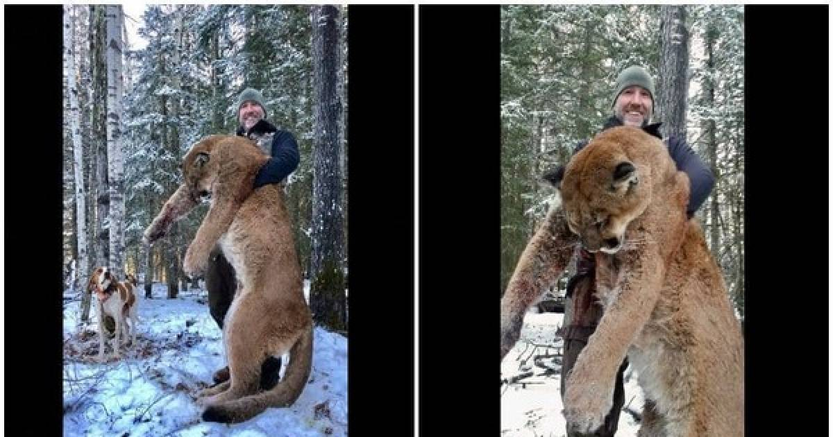 Steve Ecklund Faces Massive Backlash After Posting Photos Of His Proud Kills On Facebook