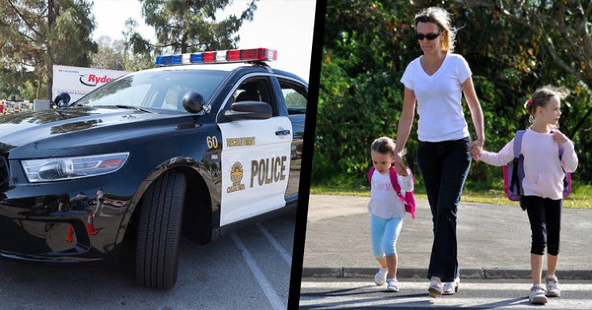 Texas School Will Arrest Parents For Walking Their Kids To School