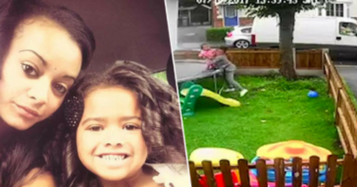 Eight-Year-Old Saves Her Two Younger Sisters From A Stranger Trying To Lure Them To A Van