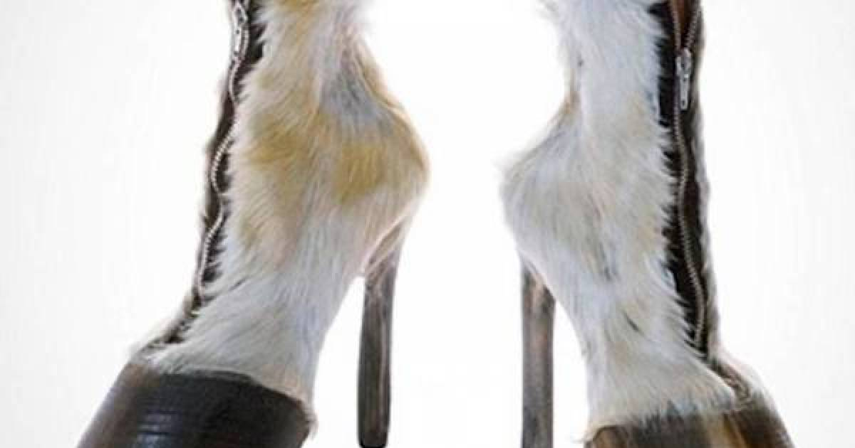 15 Of The Worst High Heel Designs, Ever.