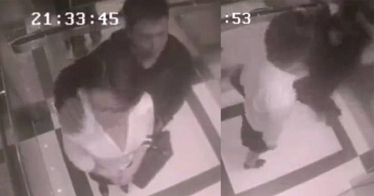 Pervert Tries To Grope Woman He Doesn't Realize She'll Take Matters Into Her Own Hands