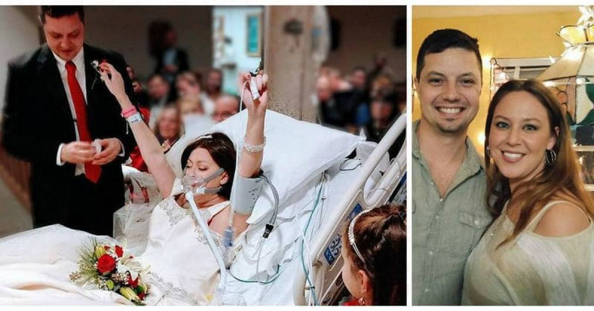 Bride Dies Hours After Exchanging Vows In Hospital
