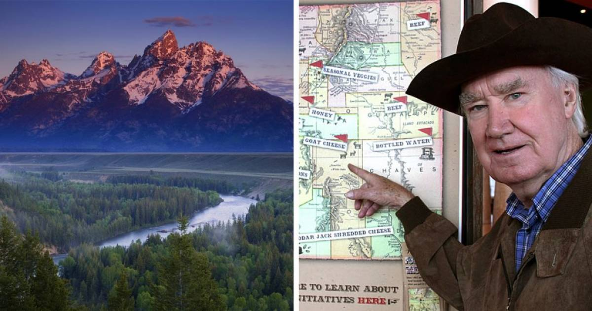 Treasures Worth $2M Hidden In The Rocky Mountains, Clues Can Be Found In Forrest Fenn Poem